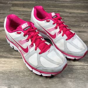 Nike Air Pegasus + 28 Flywire Pink Women's shoes.